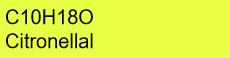 Citronellal rein; 25ml