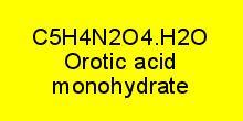 Orotsäure rein - Vitamin B13; 25g