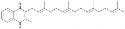 Vitamin K2 - Menaquinon öl