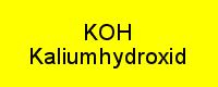 Kaliumhydroxid p.A.; 1kg