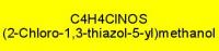 (2-Chloro-1,3-thiazol-5-yl)methanol 97%