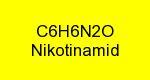 Vitamin B3 - Nicotinamid rein; 100g