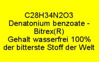 Denatoniumbenzoat rein