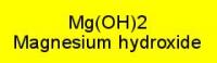 Magnesium hydroxide pure E528; 100g