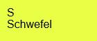 Schwefel gelb rein; 500g