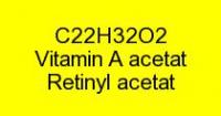 Vitamin A Acetat am Träger; 10g