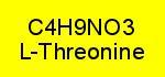 L-Threonin rein; 25g