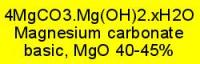 Magnesiumcarbonat basisch schwer rein; 450g