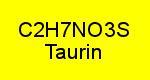 Taurin rein; 250g